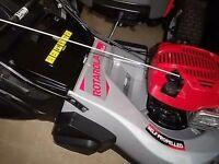 "Masport RRSP rotarola 22"" cut roller/self propelled"