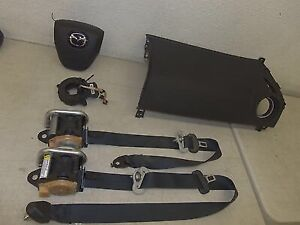 2010-2013 Mazda 3 Complete airbag Kit only $1200
