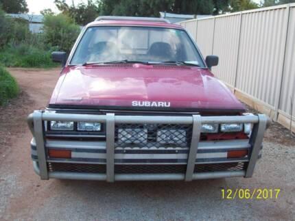 1993 Subaru Brumby Other