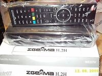 Zgemma H.2H Cable & IPTV BOX