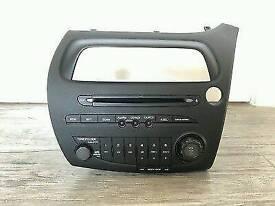 Honda civic type r fn2 radio unit