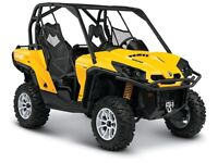 2015 Can-Am Commander XT 1000