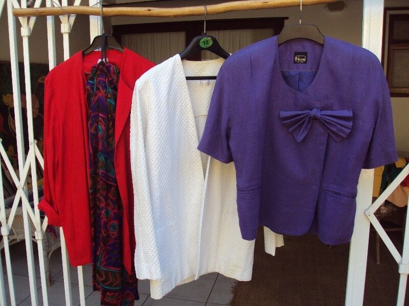 EXCELLENT 2nd Hand ladies clothing