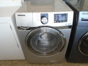SAMSUNG STEAM WASHER / LAVEUSE VAPEUR SAMSUNG