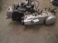 Longjia raptor 125cc engine ( air cooled )