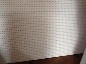 Sheet,s of peg board