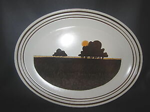 Dinnerware-Dishes-Royal Doulton-Prairie-Lambethware LS1031