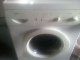 BOSCH MAXX washing machine, as new, very little use £75 free delivery Nottm.