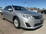 2011 Toyota Camry ACV40R 09 Upgrade Altise Silver 5 Speed Automatic Sedan Pialba Fraser Coast Preview