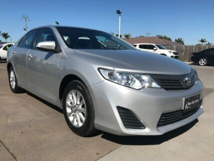 2011 Toyota Camry ACV40R MY10 Altise Silver 5 Speed Automatic Sedan Pialba Fraser Coast Preview