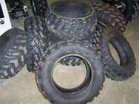 ATV TIRES 12 AND 14''