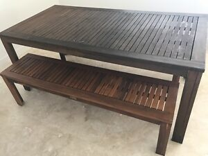 Outdoor table Burleigh Heads Gold Coast South Preview