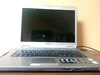 sony vaio laptop PCG-7132M intel pentium dual core, NVIDIA graphics