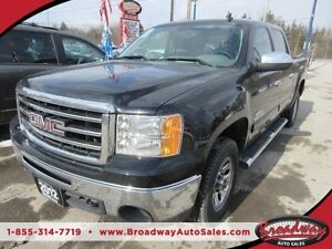 2012 GMC Sierra 1500 LOADED NEVADA EDITION 6 PASSENGER 4X4.. CRE