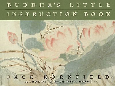 Buddha's Little Instruction Book by Jack Kornfield for sale  Shipping to India