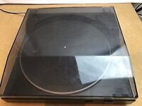 JVC AL-E11. Full Automatic Turntable / Record Deck. Good Working Condition