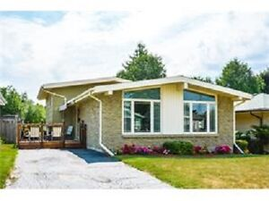 Amazing Detached Bungalow Kitchener Rent to Own/ Lease.