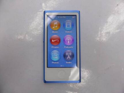 Apple iPod Nano 7 Th Gen -  16Gb - Great Condition! Bargain!