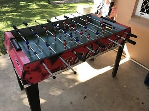 Foosball Table Gunn Palmerston Area Preview