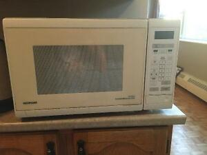 Microwave, steamer, slow cooker and breadmaker