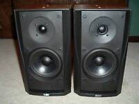 Bowers and Wilkins B&W dm302 prism speakers