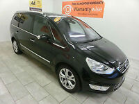 2012 Ford Galaxy 1.6TDCi 115 s/s Titanium X LEATHER PAN ROOF, BUY FOR £74 A WEEK
