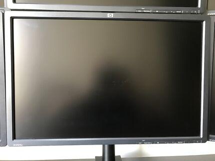 """HP 24"""" Full HD Monitors"""