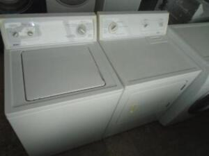 KENMORE WASHER AND DRYER SET / ENSEMBLE LAVEUSE ET SECHEUSE KENMORE