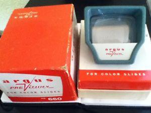 Vintage Argus Previewer for Colour Slides