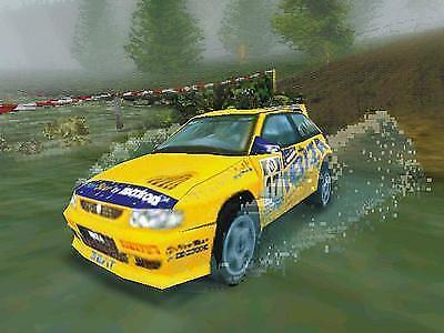 Szene aus Colin McRae Rally