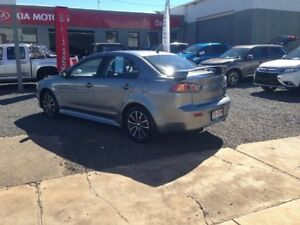 2014 Mitsubishi Lancer CJ MY15 ES Sport Titanium 5 Speed Manual Sedan