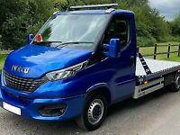 24/7 breakdown recovery tow service van cars 4x4 transportation motobike