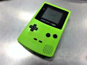 Nintendo Game Boy Color   **Testé et Garanti**  #F023593