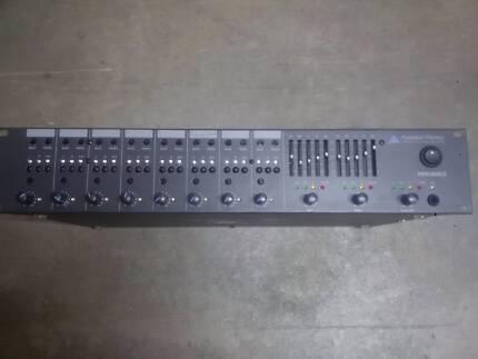 MIPRO Handheld Mics x 8. Lectern Mic x 1. Amplifier fr $ 60