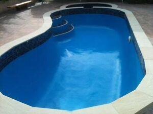 Corinthian fibreglass underground swimming pool Melville Melville Area Preview