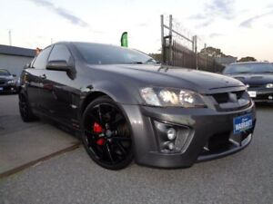 2006 Holden Special Vehicles GTS E Series Grey 6 Speed Auto Active Sequential Sedan Pooraka Salisbury Area Preview