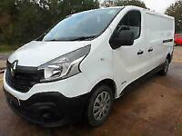 2015 Renault Trafic 1.6dCi Low Roof Van 115 Business BREAKING FOR SPARES PARTS