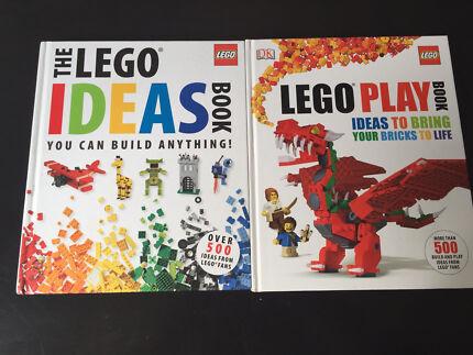Lego DK  books