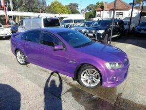 2007 Holden Commodore VE SV6 Morpheus 5 Speed Automatic Sedan Sylvania Sutherland Area Preview