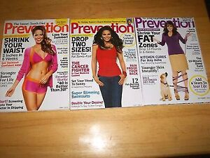 Prevention Magazines - looking for