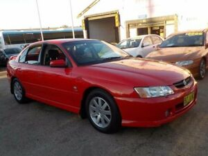 2003 Holden Commodore VY II S Red North St Marys Penrith Area Preview