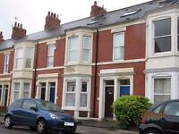 Jesmond 5 bed student accommodation £72.80 pppw
