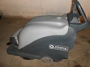 COMMERCIAL SCRUBBER AND BURNISHER FOR SALE