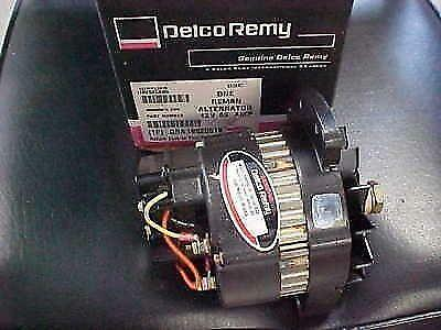 on Delco Remy One Wire Alternator