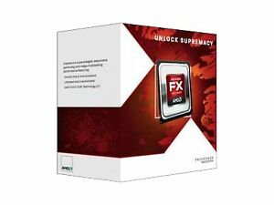 AMD FX-SERIES CPU FX-4350 X4 4300MHZ 12MB AM3+ 125