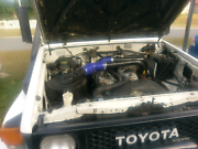 Hj 75 Toyota ute Caboolture South Caboolture Area Preview