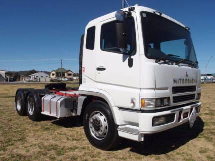 Mitsubishi Fuso FV500 6x4 Prime Mover Truck