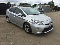 TOYOTA PRIUS 1.8 HYBRID PETROL 2013 (62) £20 ROAD TAX/YEAR