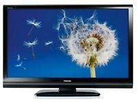 Toshiba 42 inch Full HD 1080p LCD TV, Freeview built in, 3 x HDMI not 37, 39, 40, 43