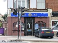 RESTAURANT FOR SALE £85000 RONEO CORNER ROMFORD